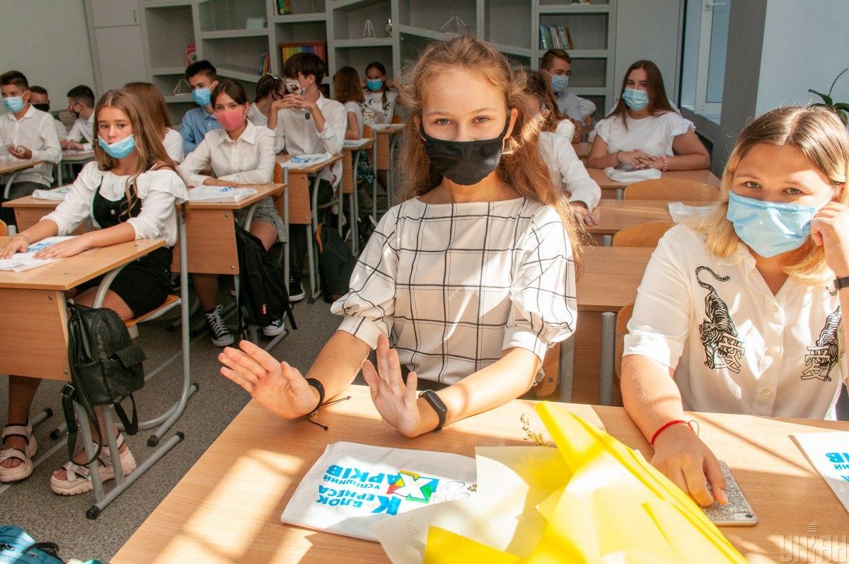 Мінрегіон пообіцяв перевиконати план з будівництва шкіл / фото УНІАН, Андрій Марієнко