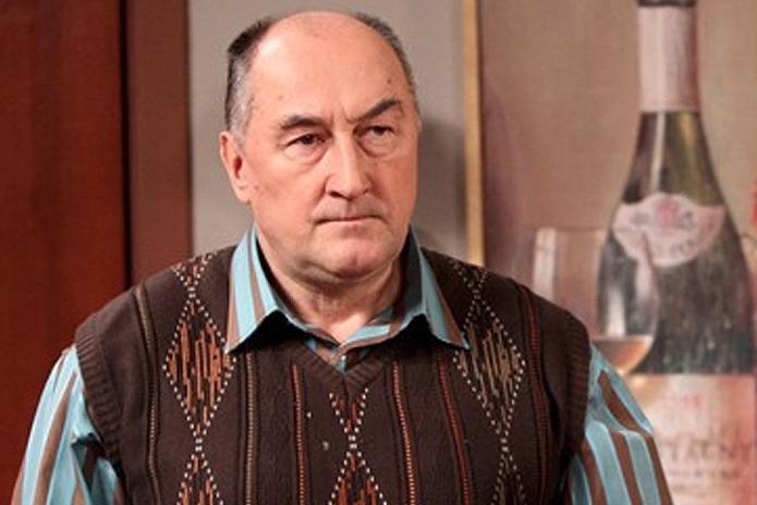 "Борис Клюев умер на 77 году жизни / скриншот, сериал ""Воронины"""