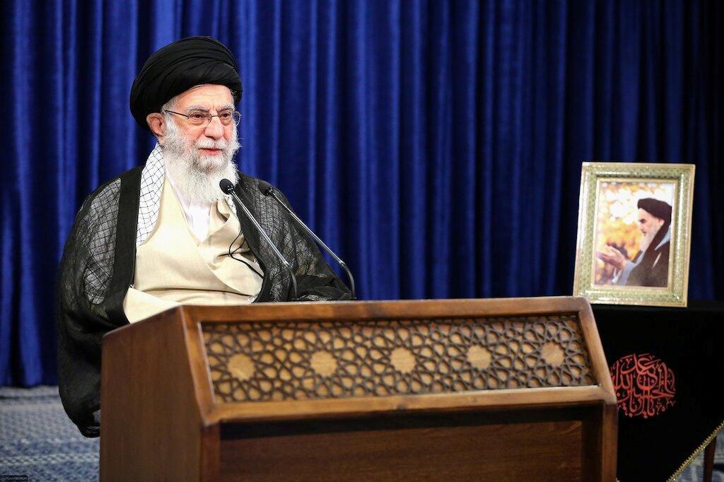 """Духовний лідер Ірану аятола Алі Хаменеї звинуватив ОАЕ у """"зраді світу ісламу""""/ REUTERS"""