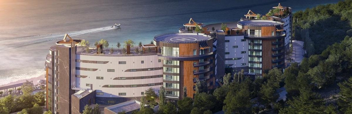 Как отметил профессор,строительство комплекса La Mer несет положительный эффект / фото 048.ua