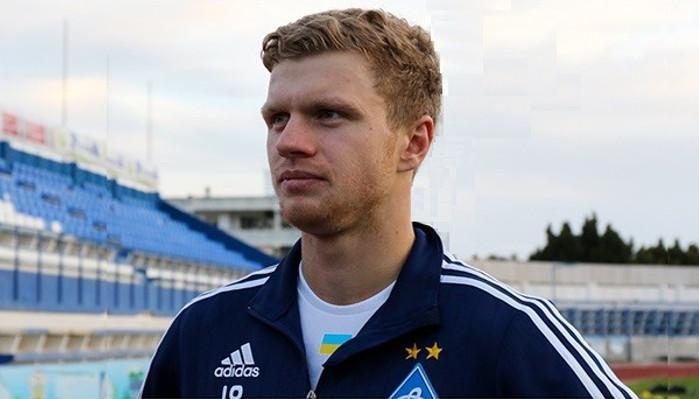 Корзун не смог заиграть в Динамо / фото ФК Динамо Киев