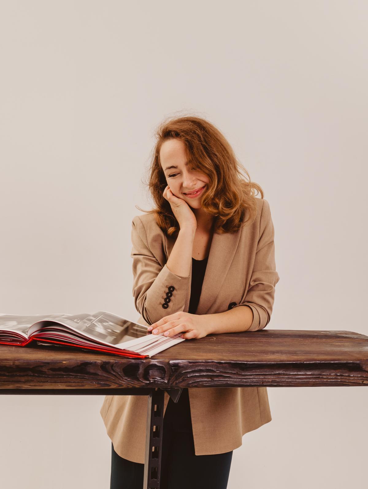 Читання може приносити багато радості / фото надано героїнею