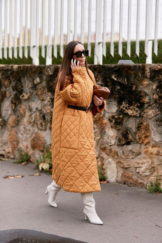 Модное пальто / фото pinterest.com