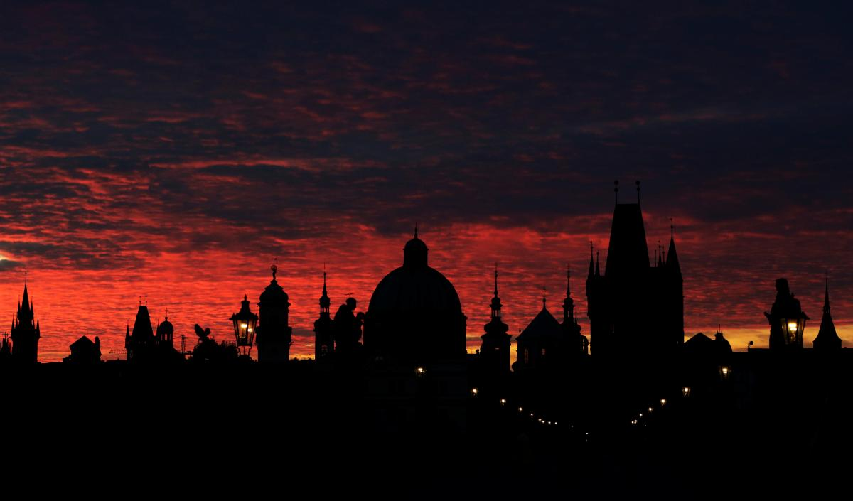 Прага - один из самых популярных среди туристов городов Европы / фото REUTERS