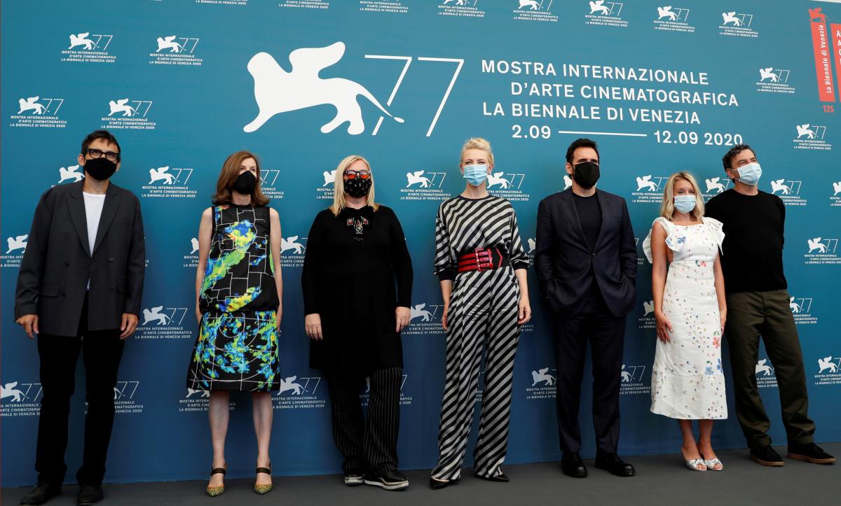 Венецианский кинофестиваль / REUTERS