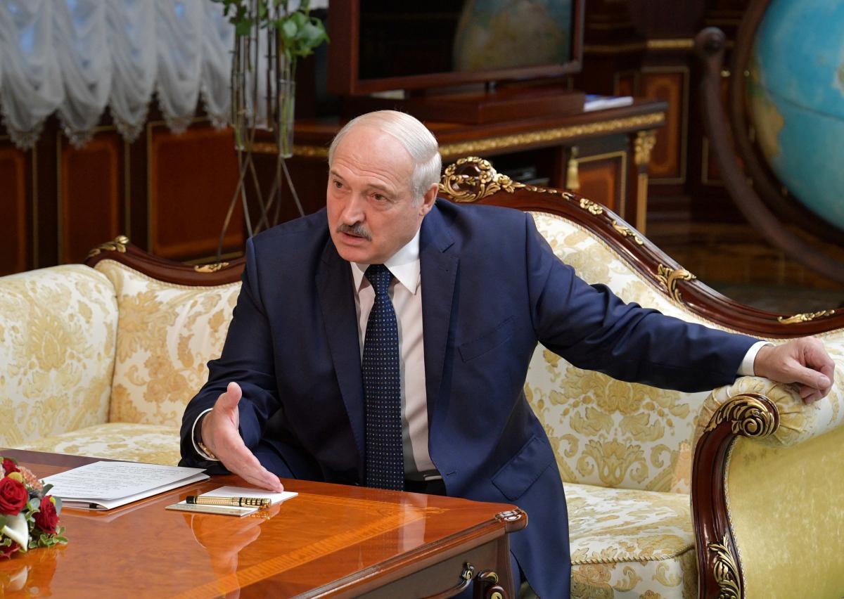 """Лукашенко назвал Украину """"американским сателлитом"""" / фотоREUTERS"""