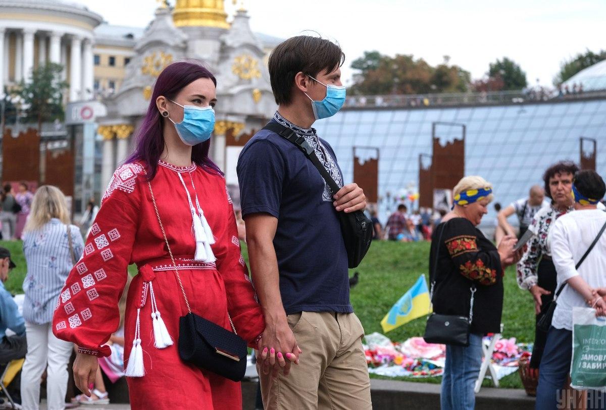 Коронавирус новости 19 сентября - сколько больных в Украине, свежие данные по областям / УНИАН