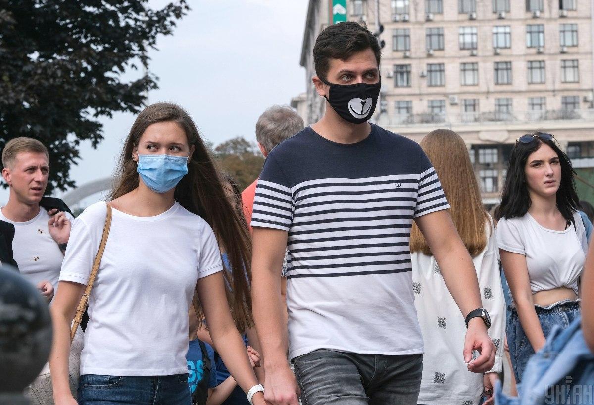 В Україні росте кількість хворих на коронавірус \ фото УНІАН