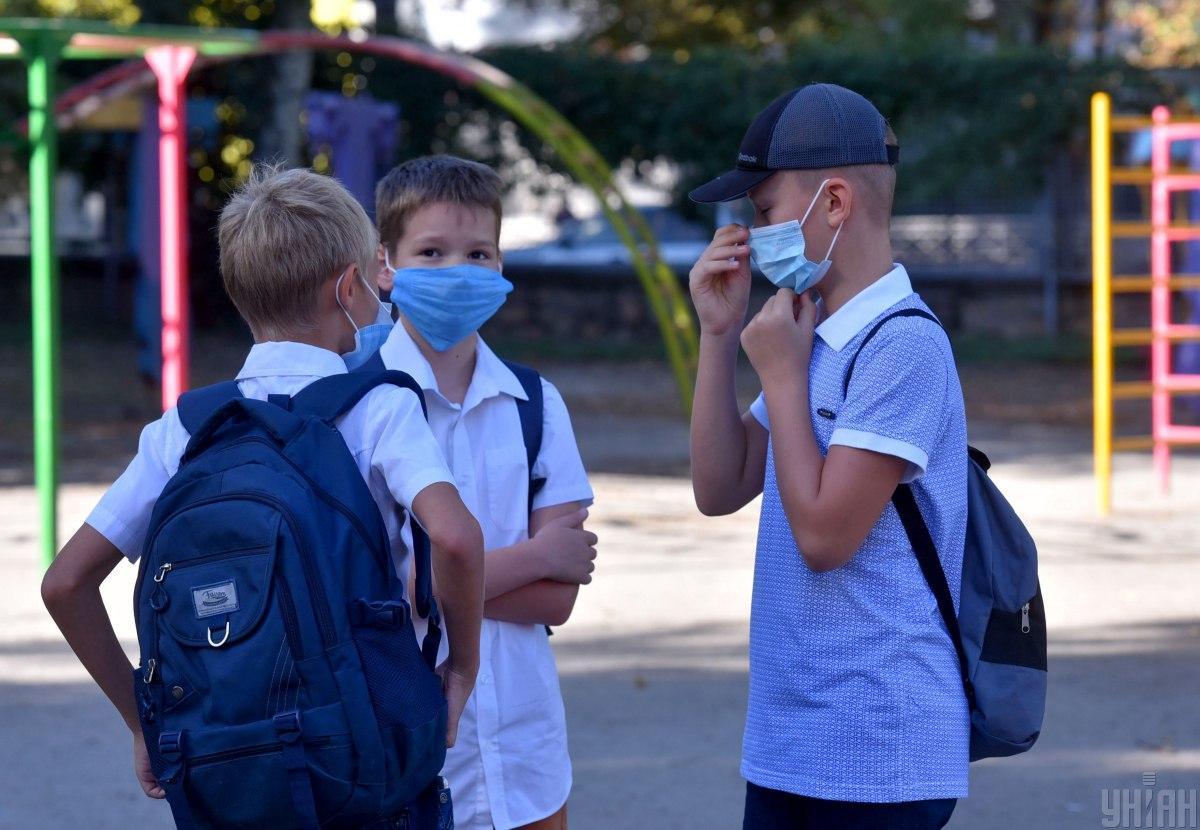 Ситуація з кононавірусом в Україні 20 вересня / УНІАН