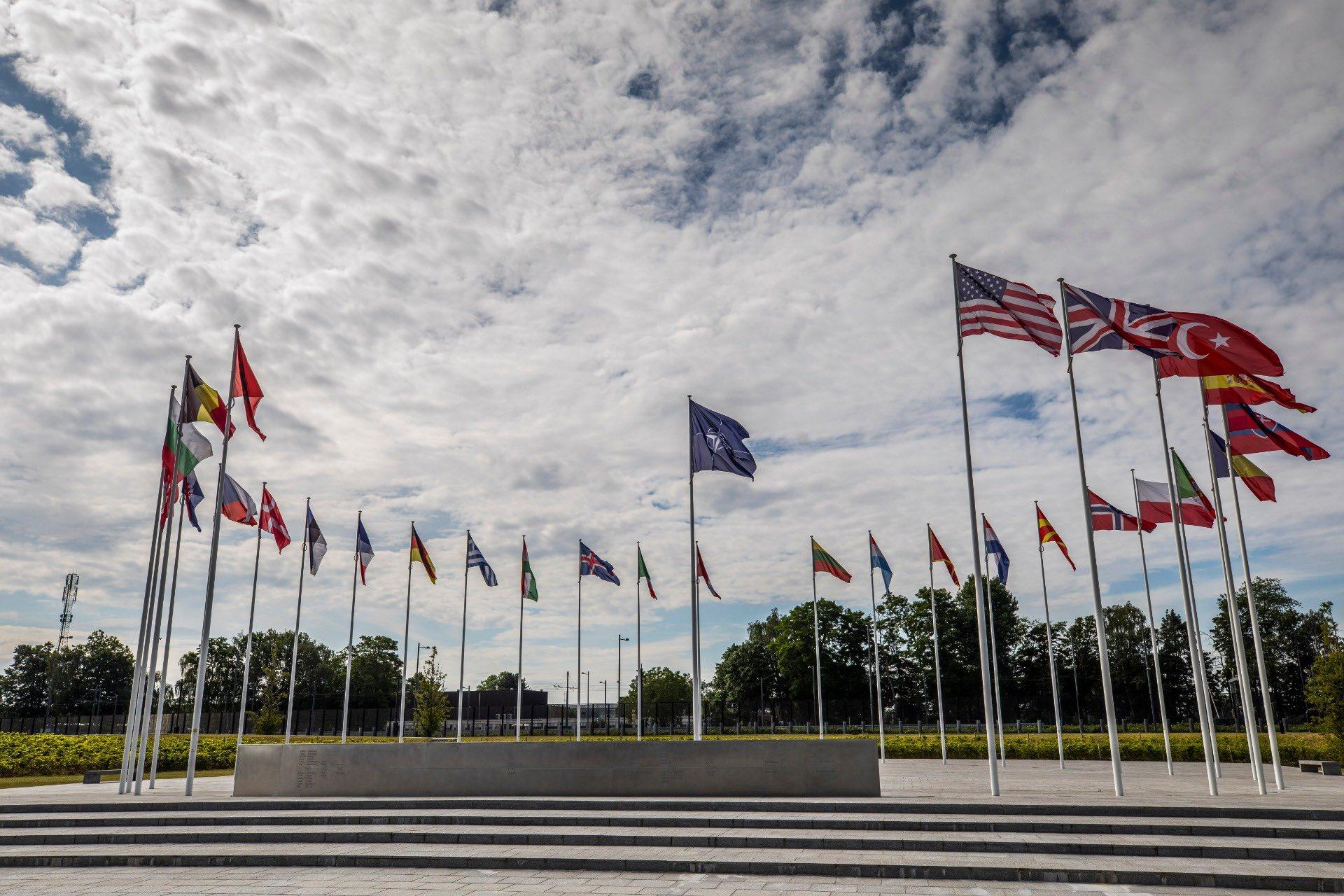 Вступление Украины в НАТО - в Украине с визитом находится председатель Военного комитета Альянса / фото twitter.com/NATOpress