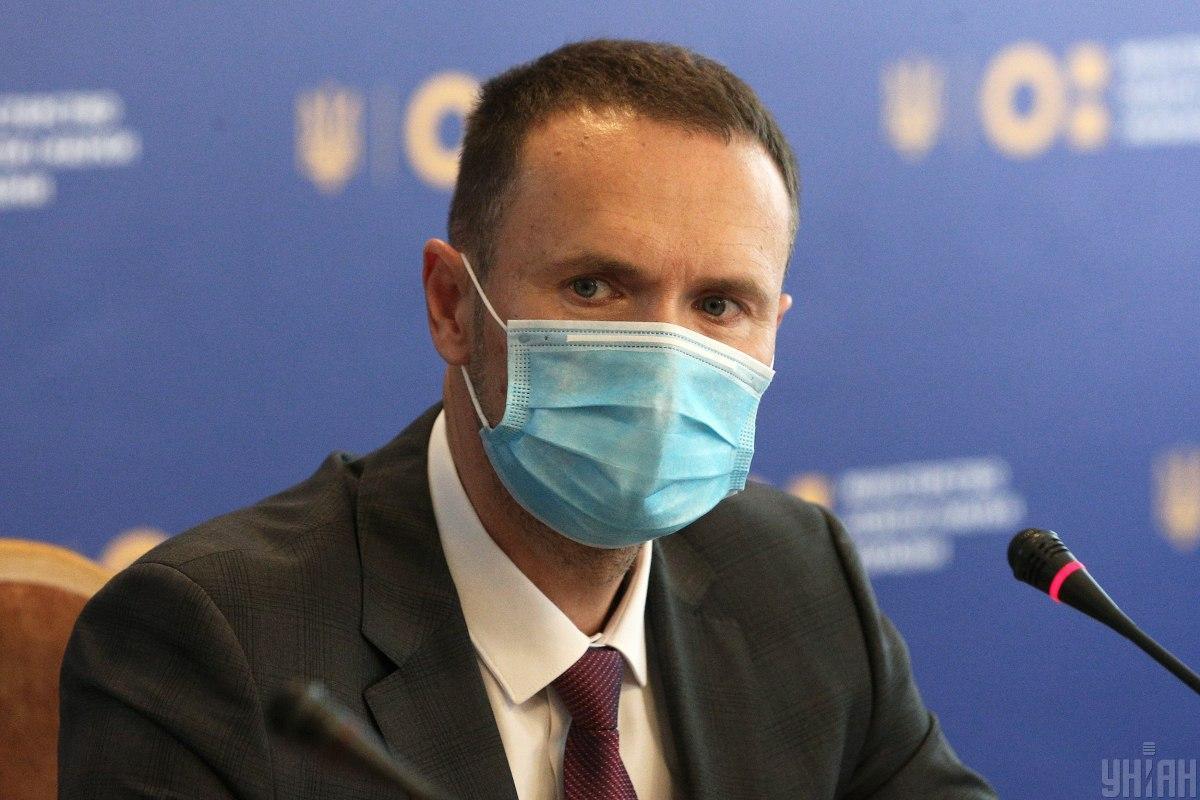 Сергій Шкарлет отримав попередження від ЄС/ фото УНІАН