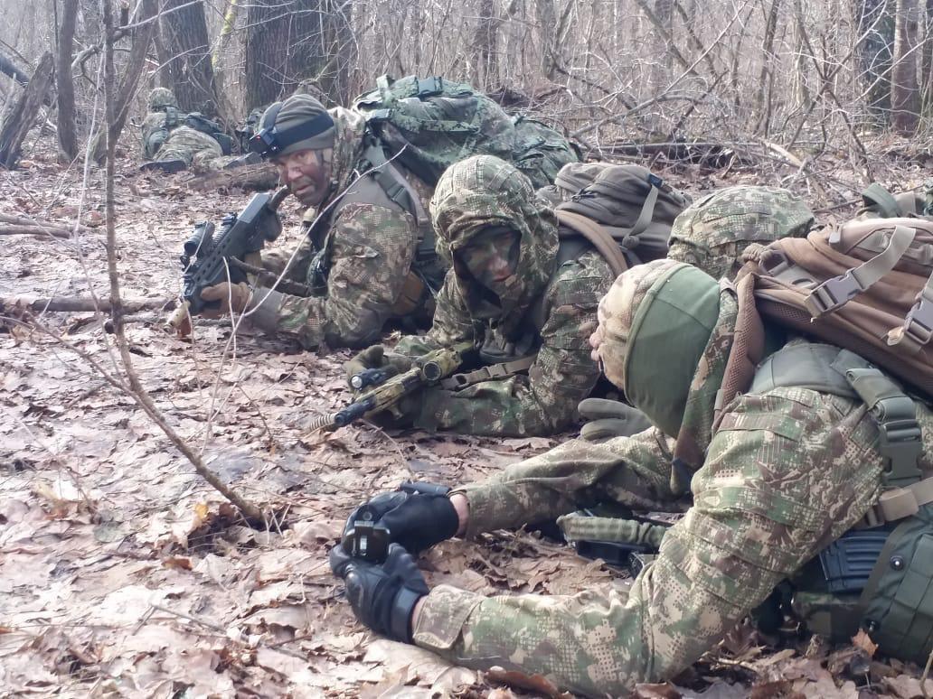 День военной разведки Украины 2020 / фото gur.gov.ua