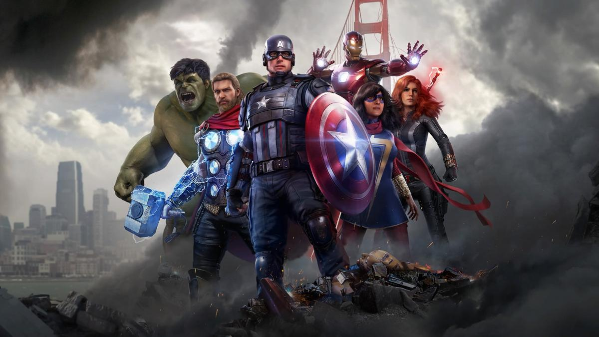 На релизе в игре доступны 6 персонажей / скриншот