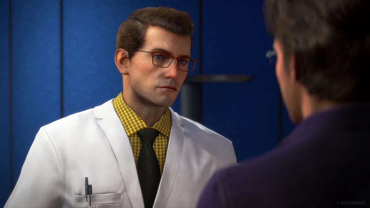 Доктор Тарлтон / фото Square Enix