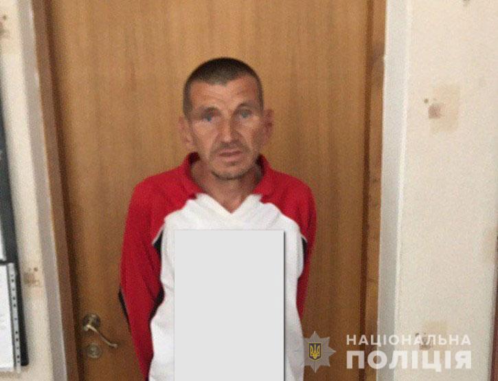 Ймовірним педофілом виявився місцевий чоловік, 1972 року народження/ фото поліція