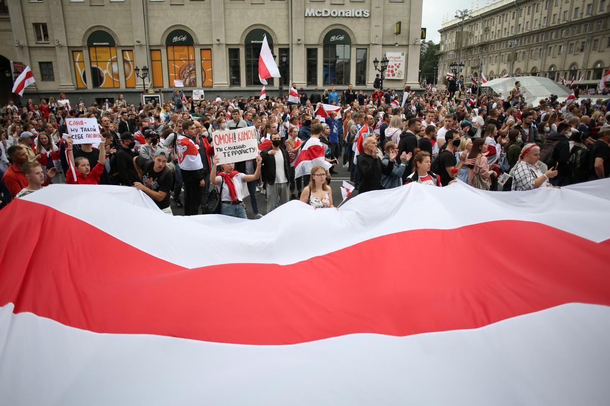 Belarus activist: Authorities threatened to take me
