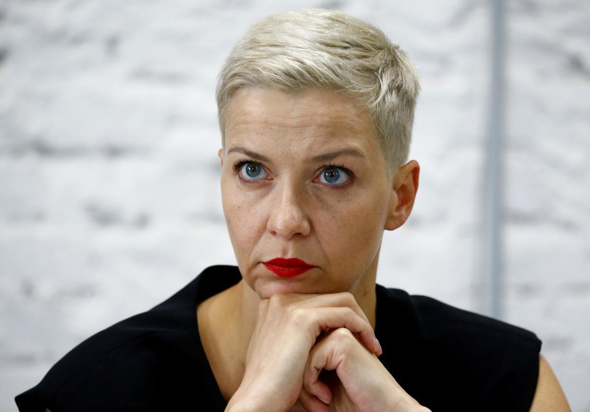 Марія Колесникова знаходиться під арештом  / Фото REUTERS