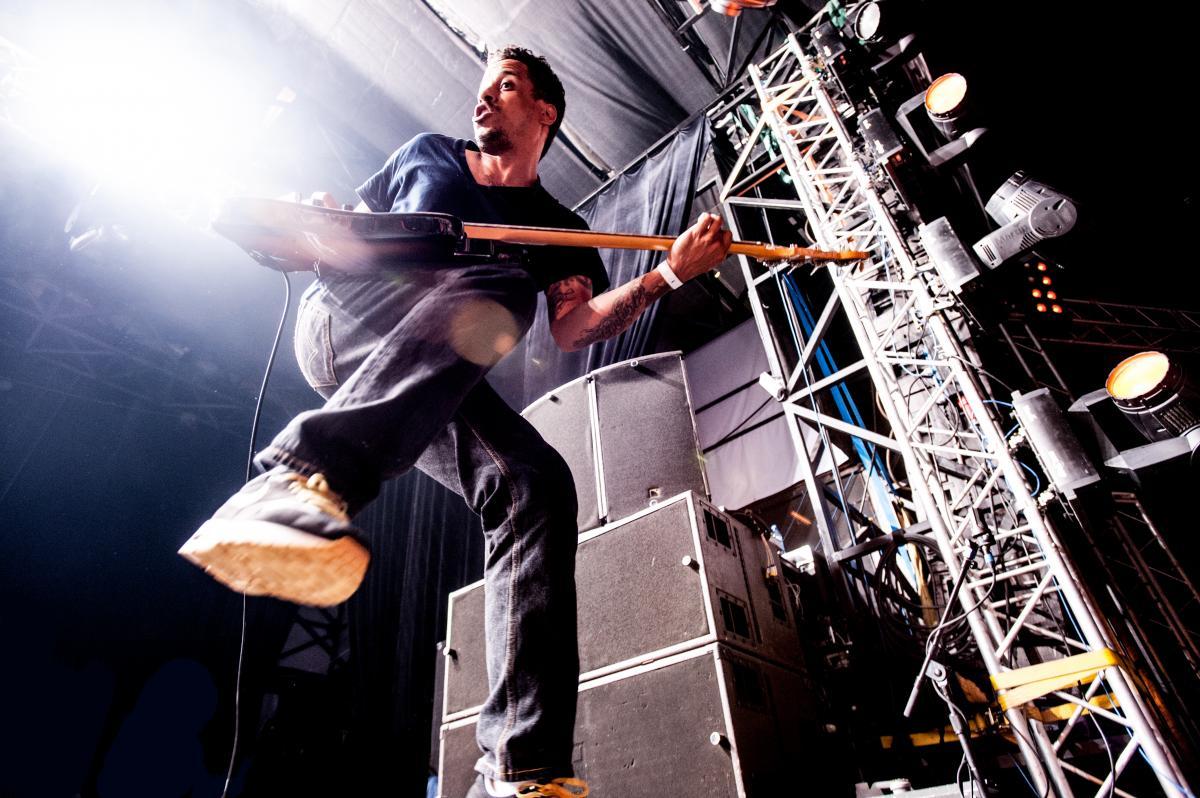 Deftones выступят на UPark Festival 2021 / фото ua.depositphotos.com
