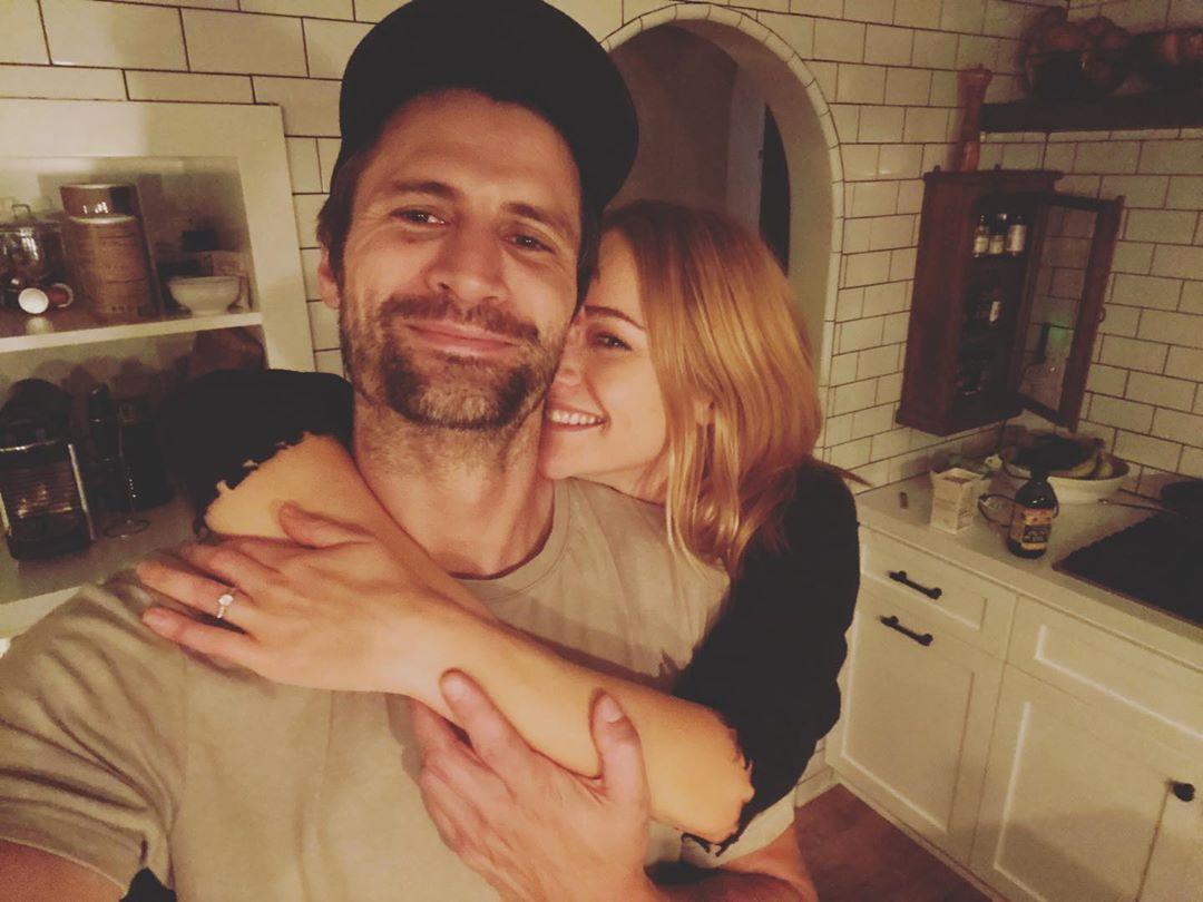 Актер женится / instagram.com/jameslafferty
