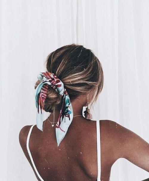Модная прическа / фото pinterest.com