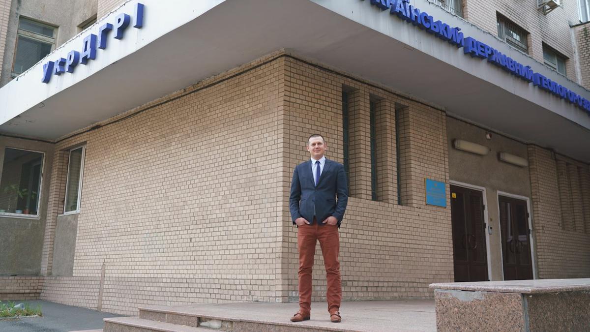 Виконуючий обов'язки директора УкрДГРІ Андрій Локтєв запевняє, що не знав про підготовку підприємства до приватизації