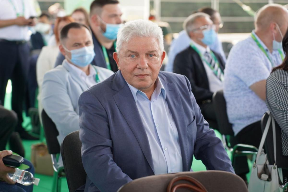 Олега Филимонова выдвинули кандидатом в мэры Одессы / фото Думская
