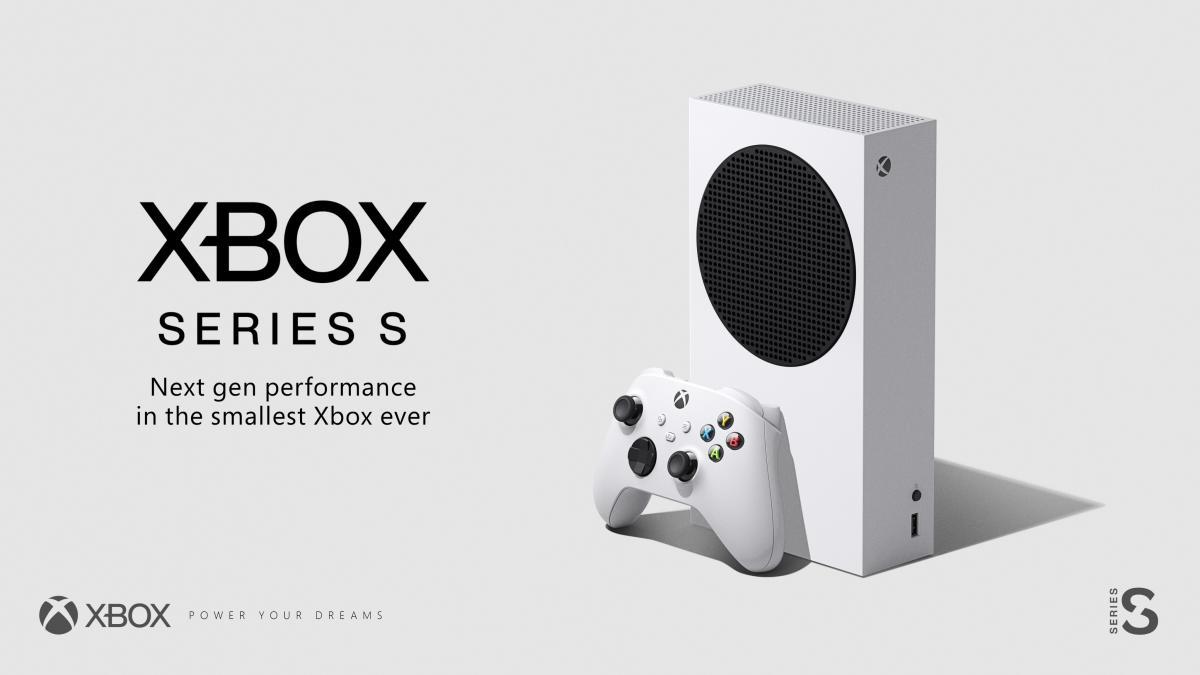 Офіційне підтвердження дизайну та ціни Xbox Series S / фото twitter.com/Xbox