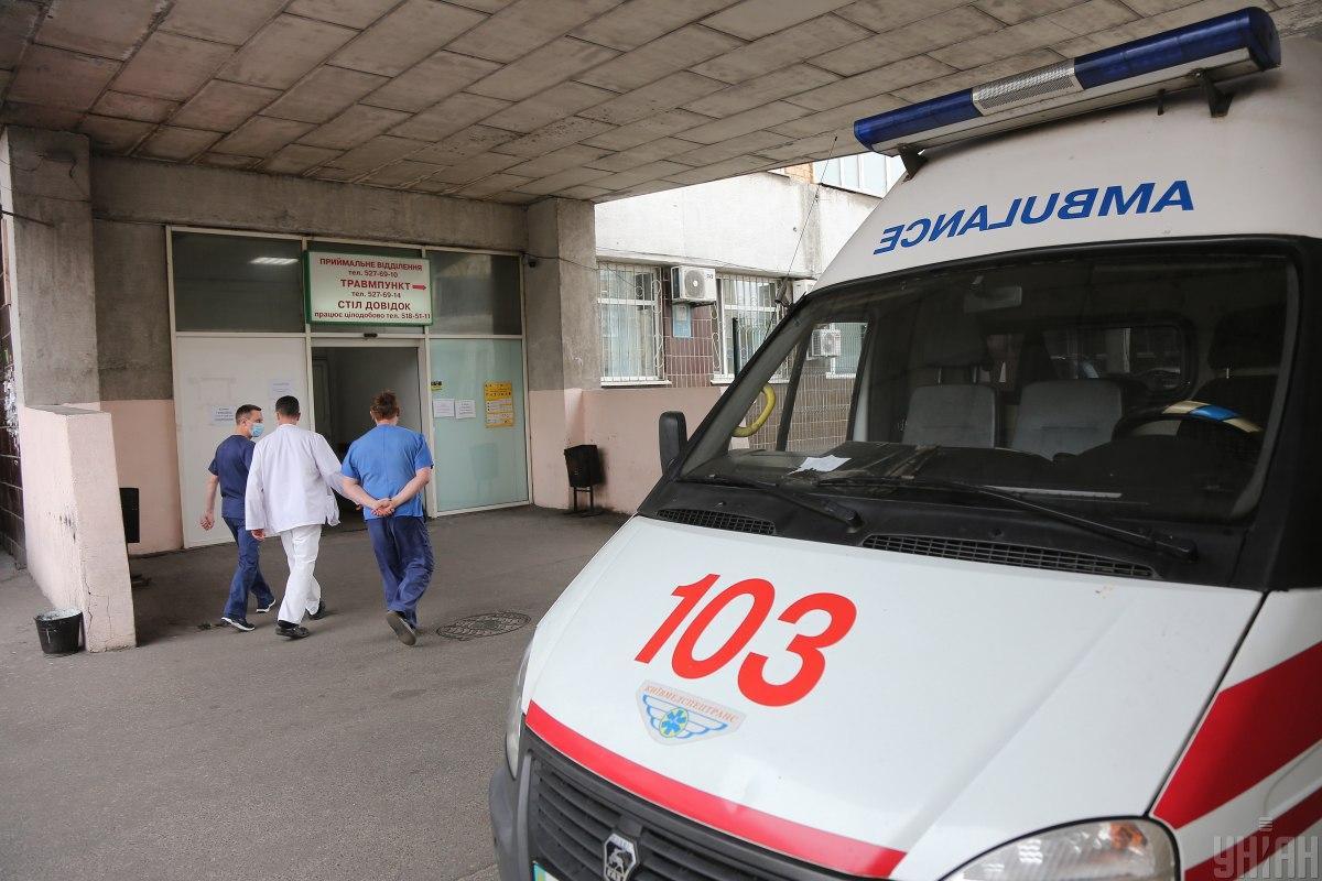 По данным СМИ, количество больных увеличилось до более 70 человек / Фото УНИАН, Виктор Ковальчук