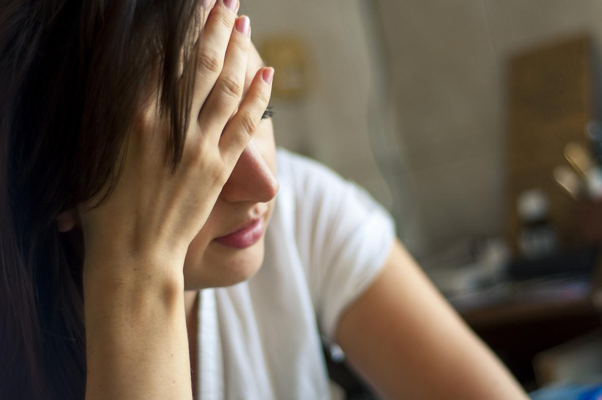 Болит голова - что делать / фотоua.depositphotos.com