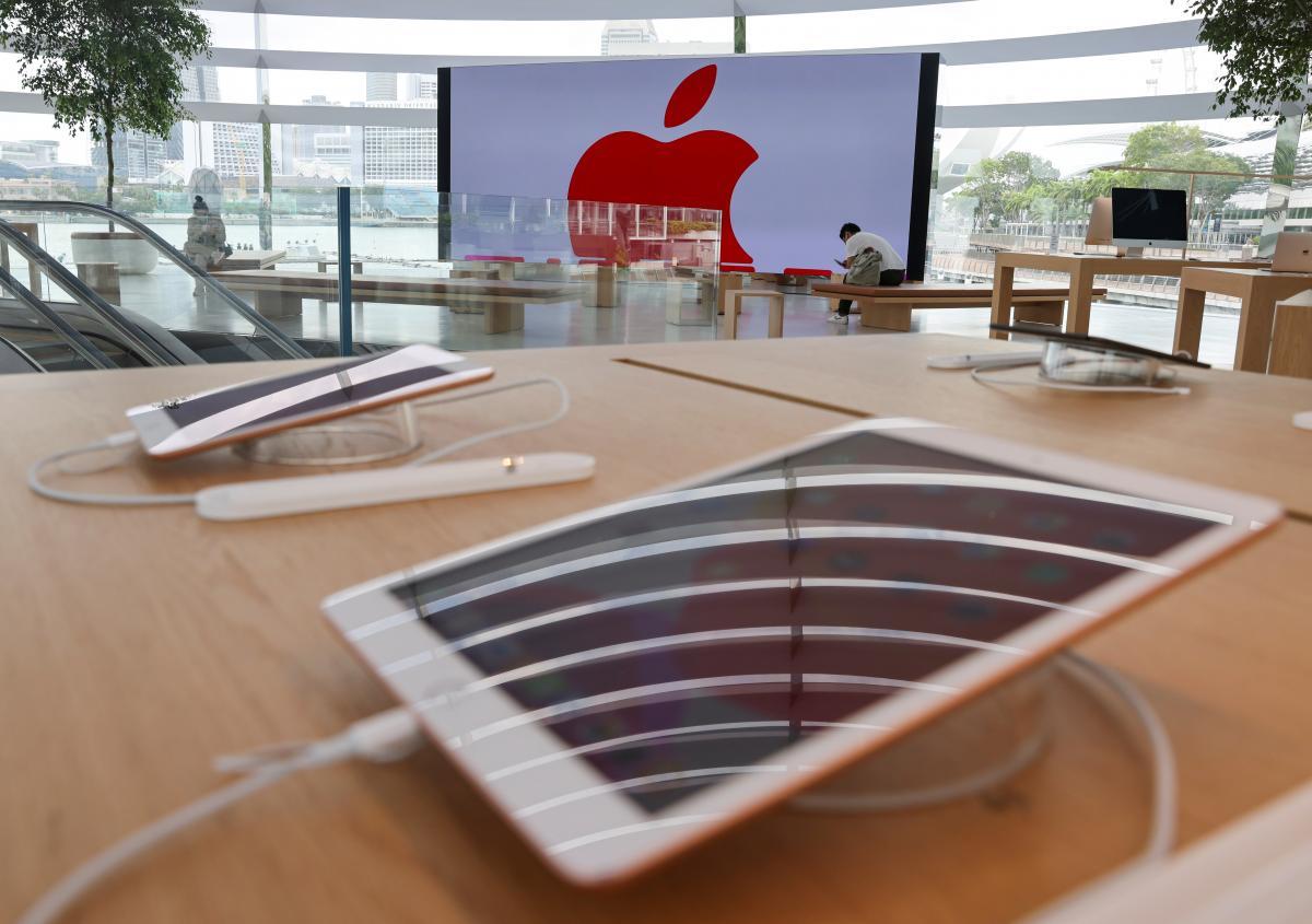 Вбольшинстве случаев Apple покупает небольшие технологические компании, азатем внедряет ихинновации всвои собственные продукты / Иллюстрация REUTERS