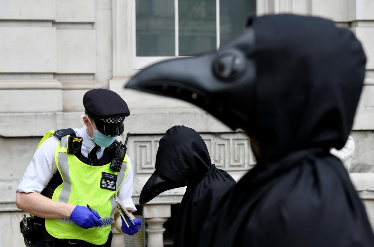 В Англии началась «Великая эпидемия чумы» / фото REUTERS