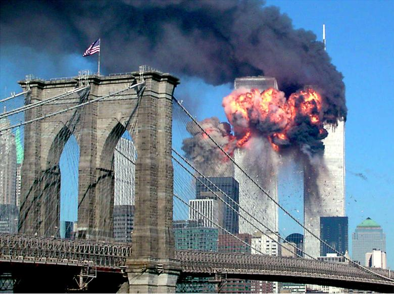 1 сентября 2001 года в США был совершен ряд террористических атак, / Фото: REUTERS
