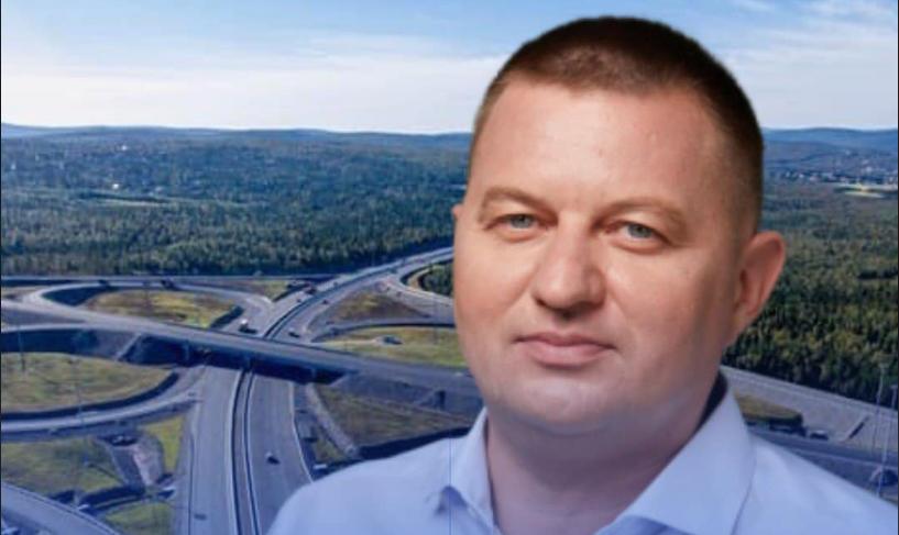 Інтерв'ю дорожника проілюстрували фото з РФ / фото facebook.com/zelviv