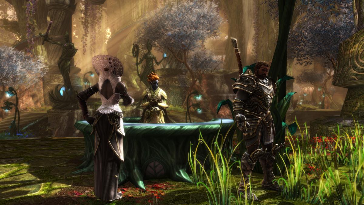 Релиз ремейка Kingdoms of Amalur: Re-Reckoning состоялся 8 сентября / фото thqnordic.com