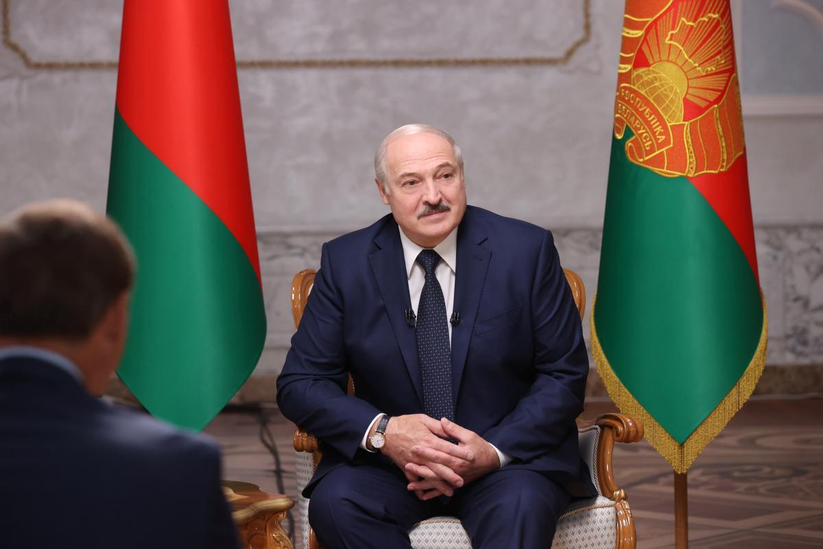 Лукашенко отдал боевиков России / Фото: REUTERS