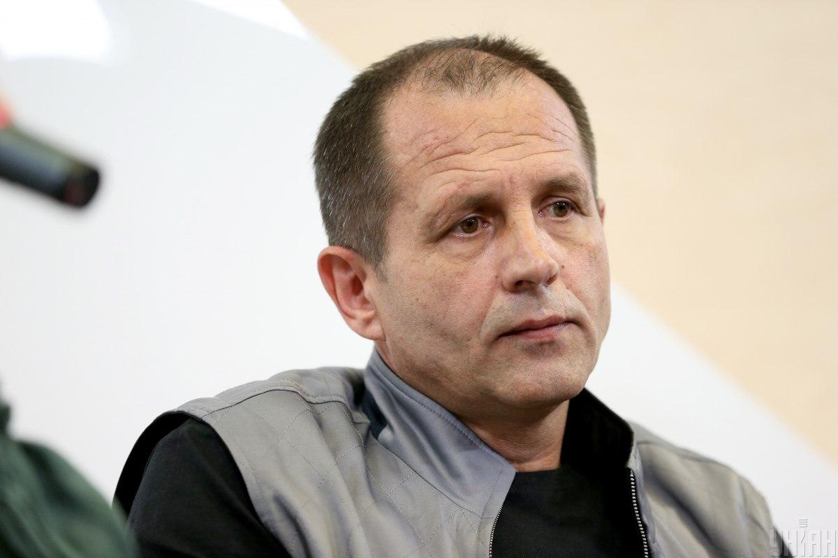 Balukh was assaulted in Kyiv on September 8 / Photo from UNIAN
