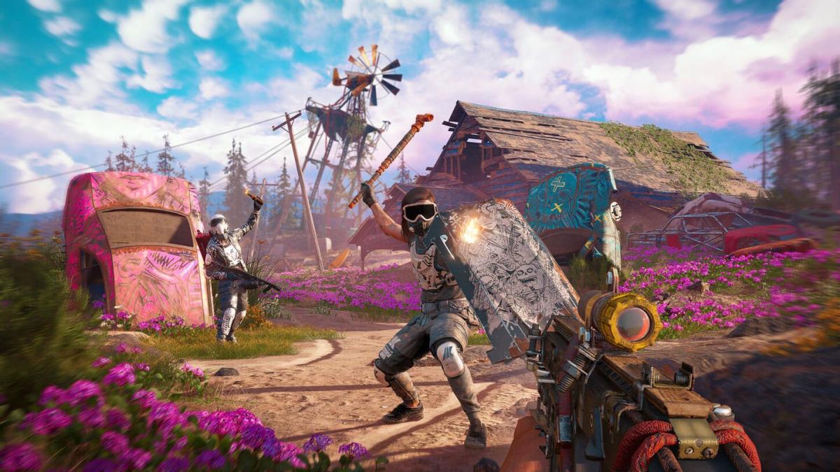 Far Cry New Dawn получил скидку в 75% / фото store.ubi.com