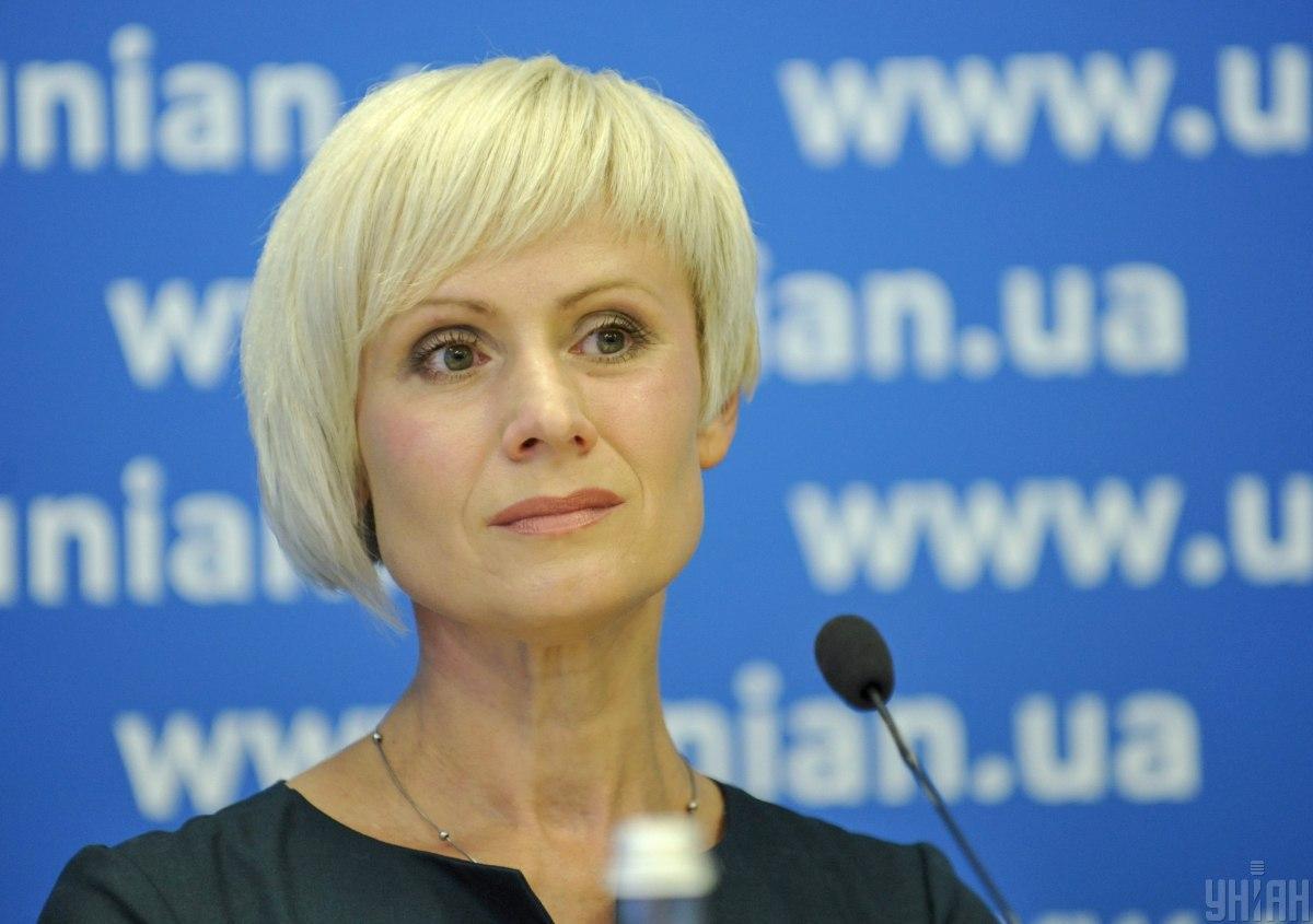Людмила Циганок / фото УНІАН, Сергій Чузавков