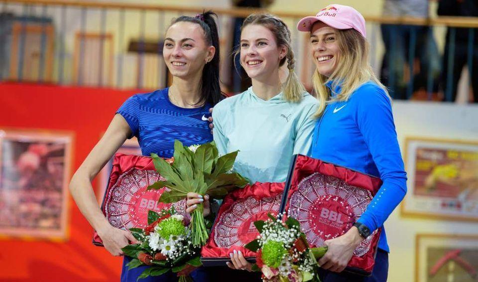 Ирина Геращенко, Ярослава Магучих и Юлия Левченко / фото facebook.com/banskobystrickalatka
