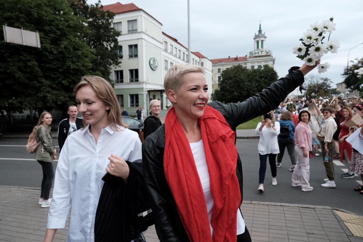 Колесникову заключили под стражу / Фото: REUTERS