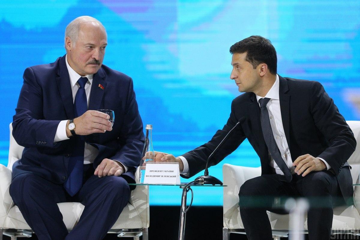 Ухудшение отношений между обеими странами произошло после силового подавления протестов в Беларуси / Фото УНИАН, Владимир Гонтар