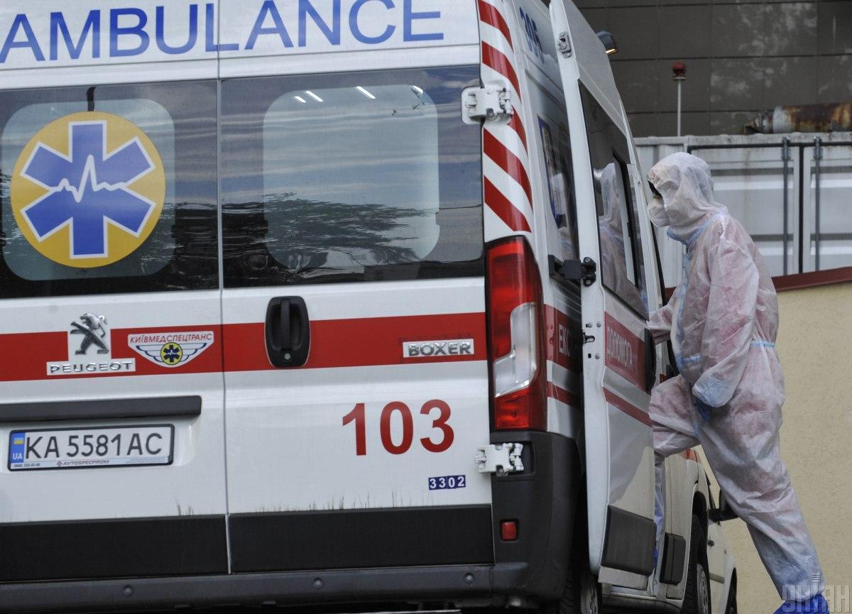 Во Львове 5-я городская больница начнет принимать больных СОVID-19. \ фото УНИАН