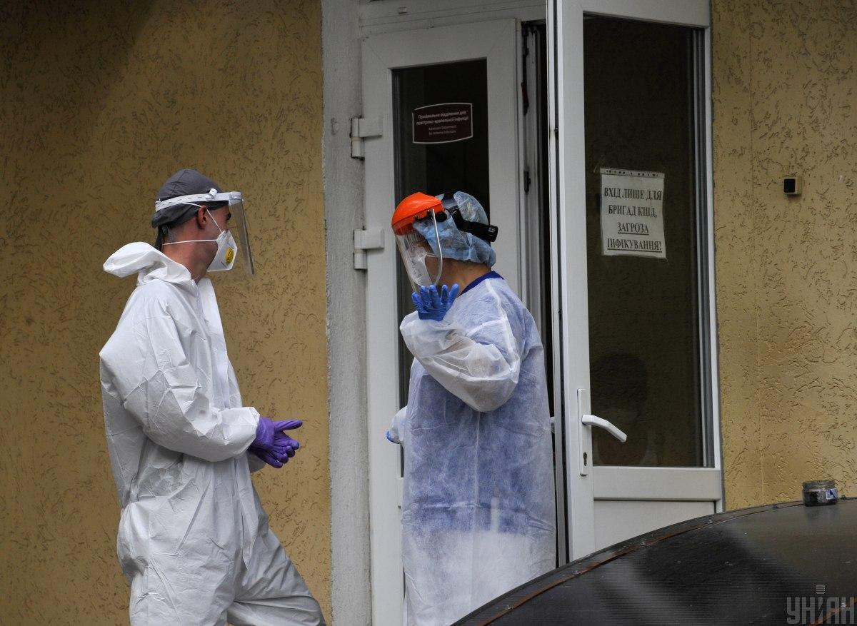 Зеленский считает, что в Украине уже началась вторая волна эпидемии / фото УНИАН, Сергей Чузавков