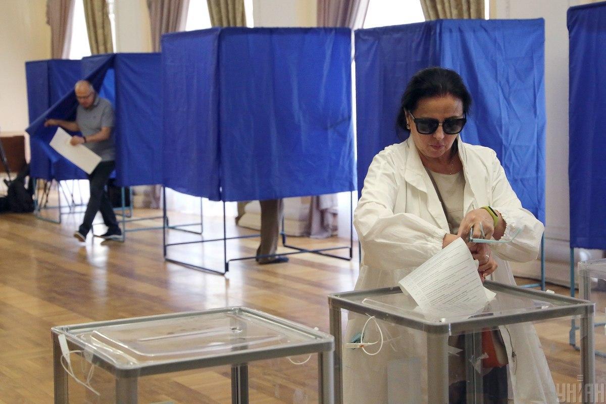 В Україні проходять місцеві вибори / фото УНІАН