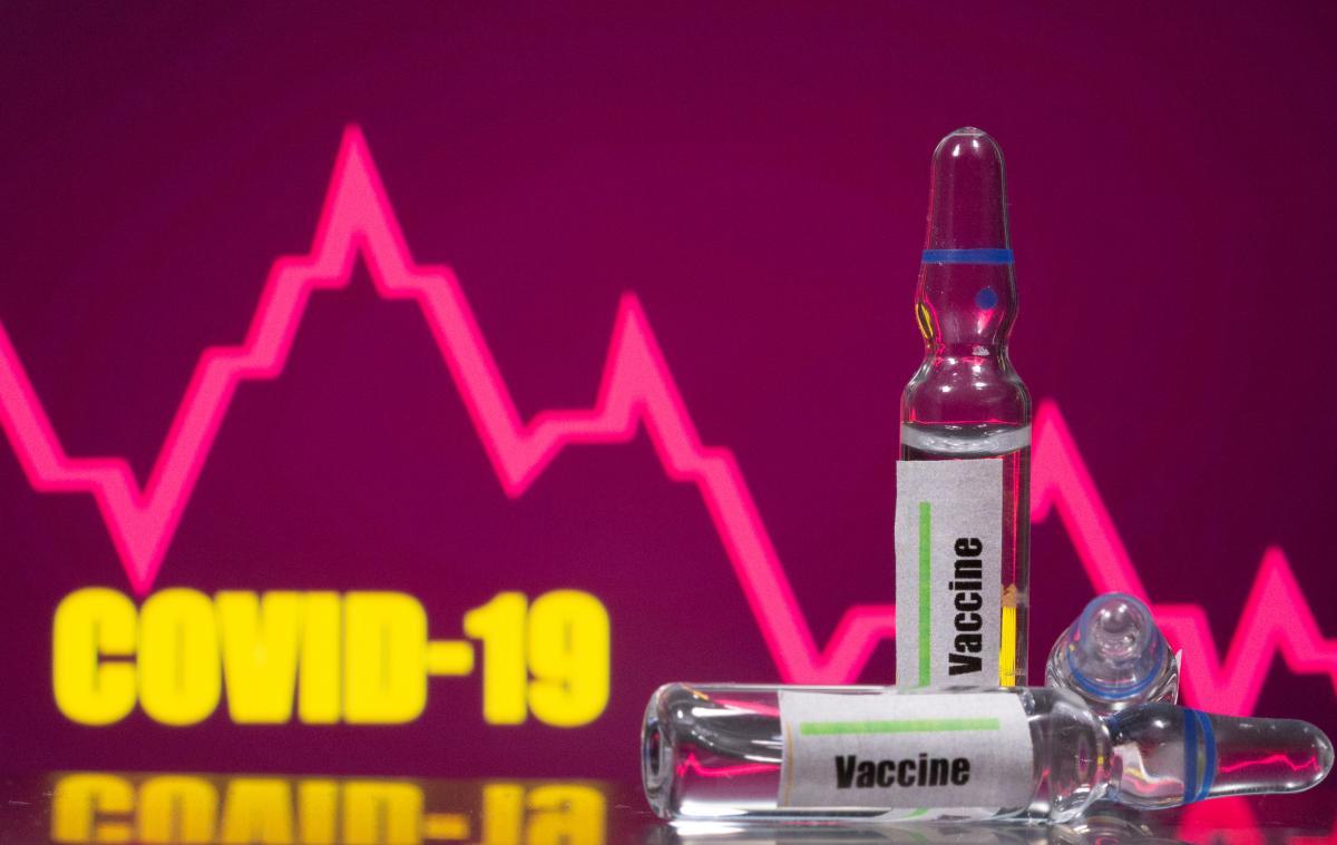 Украина должна присоединиться к разработке вакцины против коронавируса / фото REUTERS