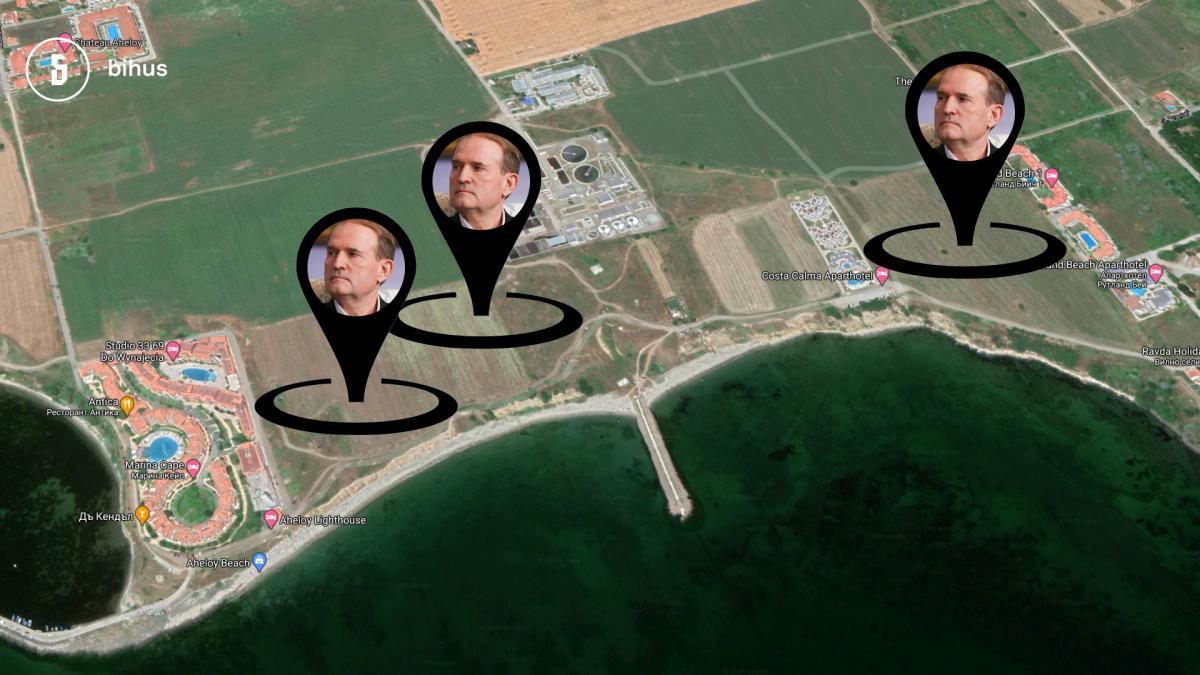 Кум Путина накупил земель после того, как ушел из Администрации Кучмы / bihus.info