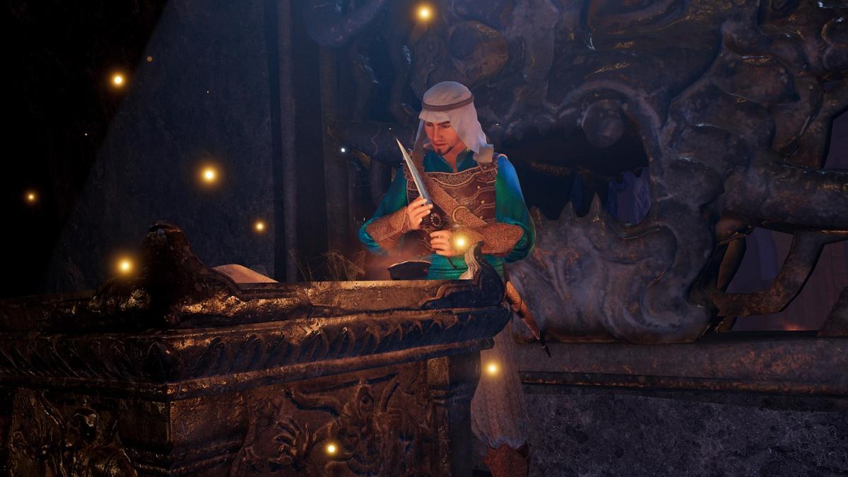 Кадр из обновленной версии Prince of Persia: Sands of Time / фото store.ubi.com