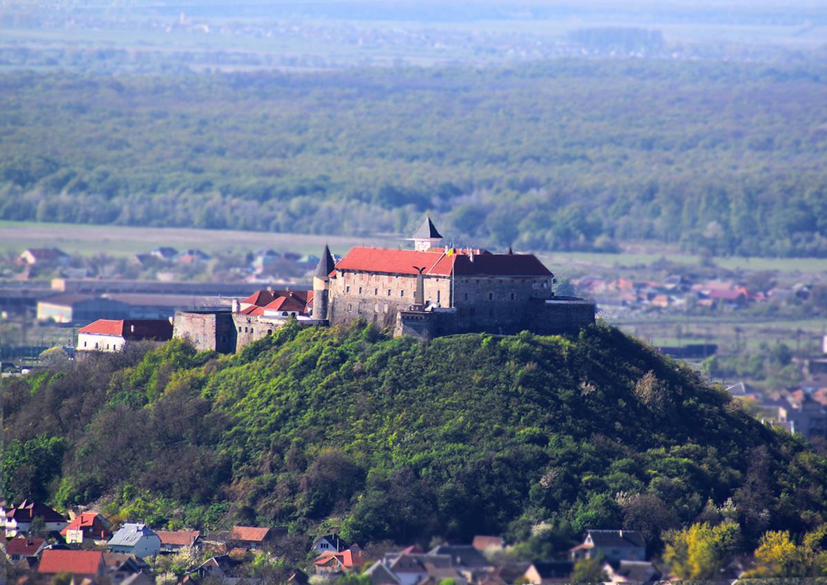 Замок Паланок в Мукачеві / фото Максим Адаменко