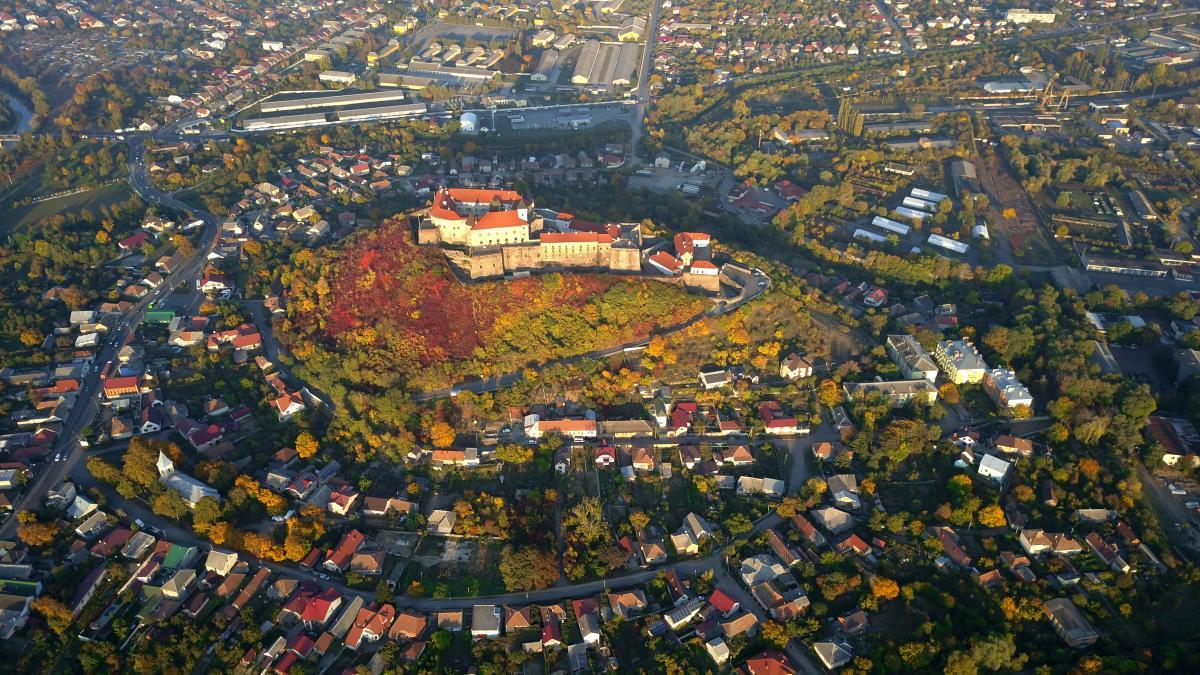Мукачево готове зустрічати туристів восени/ фото Максим Адаменко