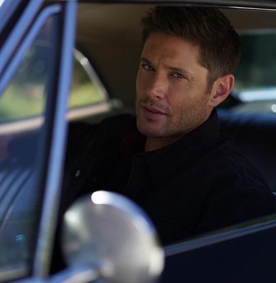 Дженсен Еклс, за даними ЗМІ, забере собі легендарну Chevrolet Impala / фото Дженсен Еклс, Instagram